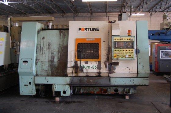 15070 2001 FORTUNE V-TWM36 CNC