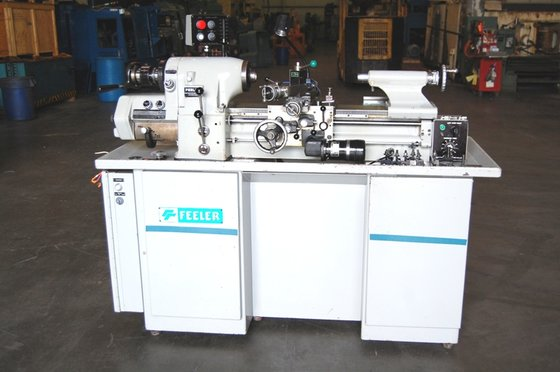 FEELER FTL-618EM PRECISION TOOLROOM LATHE