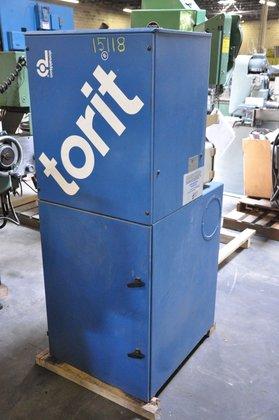 15118 3 HP/1200 cfm TORIT