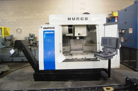 16176 2005 HURCO VERTICAL MACHINING