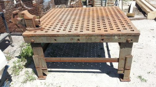 Acorn Welding Table 83073 In Ames Ia Usa