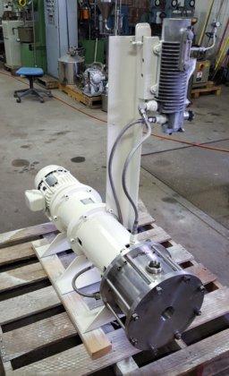 5 Hp  Inline High Shear Mixer/ Emulsifier in Montville, NJ, USA