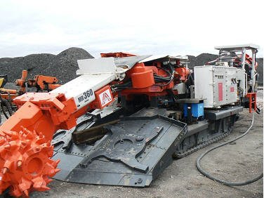 2006 Sandvik MR360 in Canada