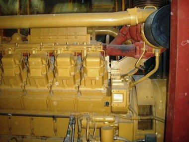 1990 Caterpillar 3516 Genset Core