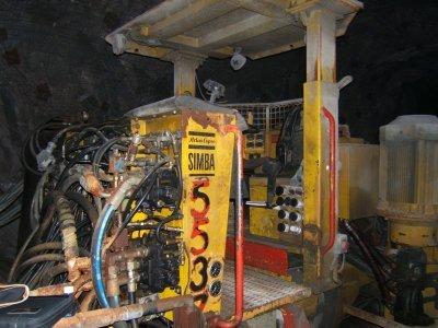 Atlas Copco H4353 in Canada