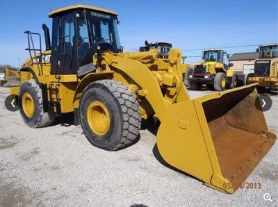 2008 Caterpillar 950H in United