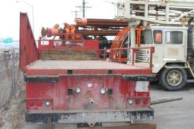 Drill Support Trucks in United