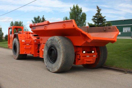 Dux TD-30 Teledumper in Canada
