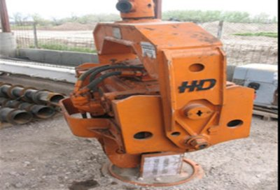 2002 HD Engineering V036 Vibratory