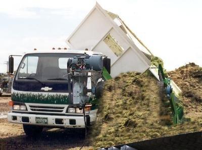 2010 RadialStacker.com Side Dump Unloading
