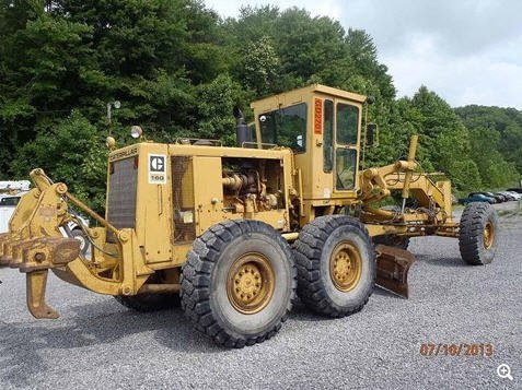 Caterpillar 16G in United States