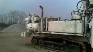 2007 Drilltech D25KS Rotary Blast