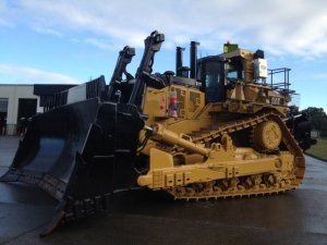 Caterpillar D11T in Canada