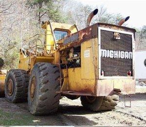 1979 Michigan 475B Wheel Loader