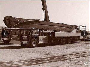 1975 Condor 150F Aerial Lift