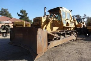 1977 Cat D8K Dozer in
