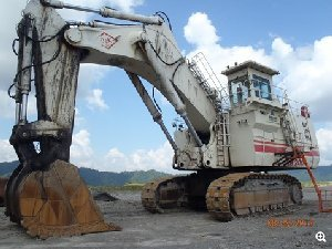 Terex RH200 in United States