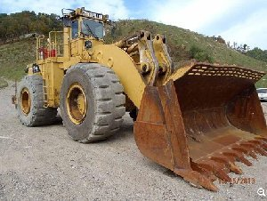 Caterpillar 992D in United States