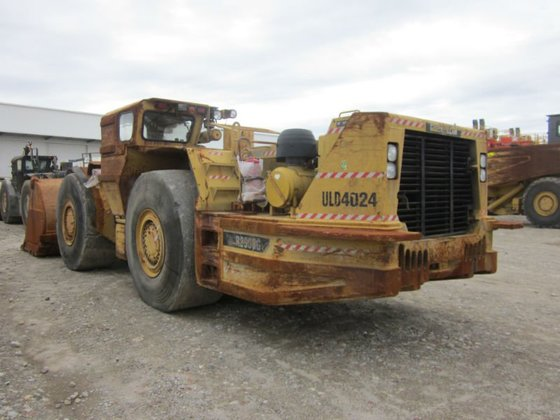 2008 Caterpillar R2900G in Canada