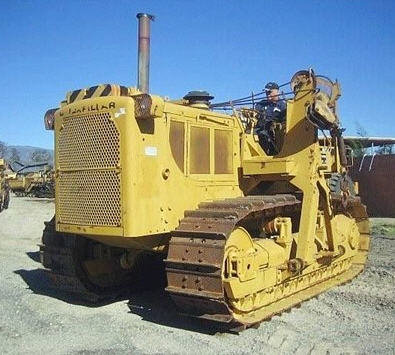 1982 Caterpillar 571G in United