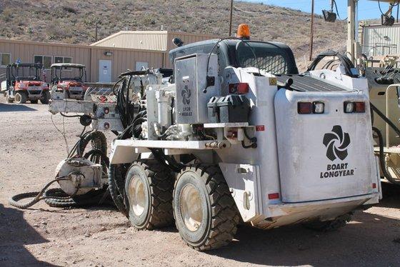 2011 Boart Longyear LM30SS in