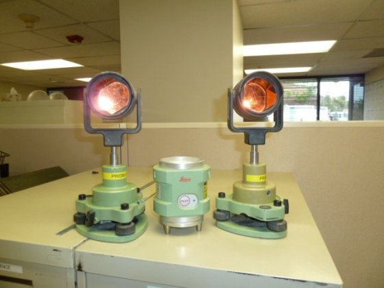 TBM Guidance System including survey