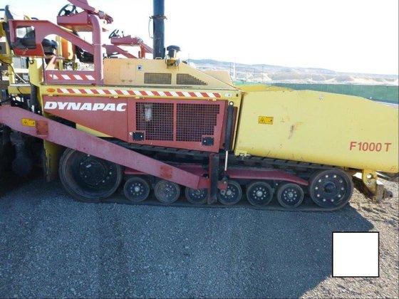 2010 Dynapac F1000T in United
