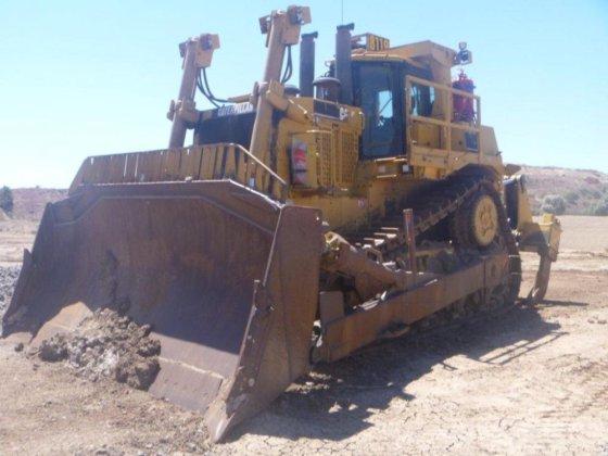 2005 Caterpillar D10T HP: 580