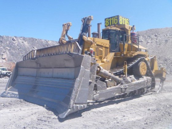 2007 Caterpillar D11T in Australia