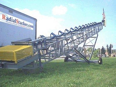 RadialStacker.com Custom Radial Stackers in