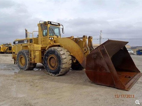 Caterpillar 988F in United States