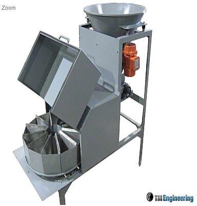 TM Engineering Rotary Sample Splitter