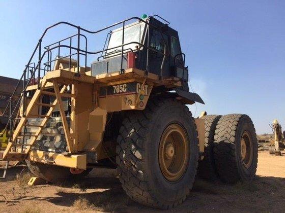 Caterpillar 785C in South Africa