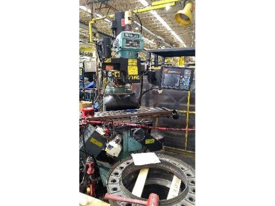 2009 trak k4 cnc mill with prototrak smx control program spindle rh machinio com