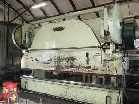 750 Ton x 18ft Cincinnati