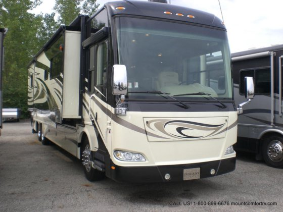 2011 DAMON Tuscany 42RQ in Greenfield, IN, USA