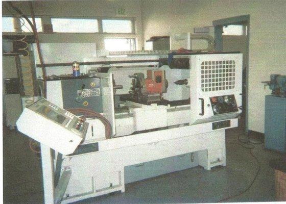 1998 Milltronics ML-20 Centurion 5