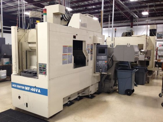 2003 Okuma Ace Center MF-46VA