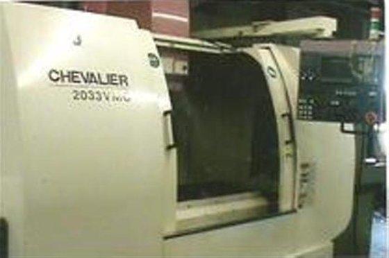 2003 Chevalier 2033 VMC Fanuc