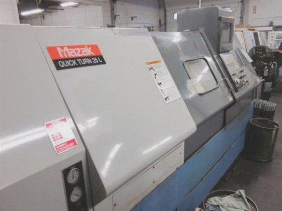 1997 Mazak QT25L Mazatrol T-Plus