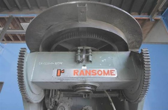 1973 Ransome 100P Welding Positioner