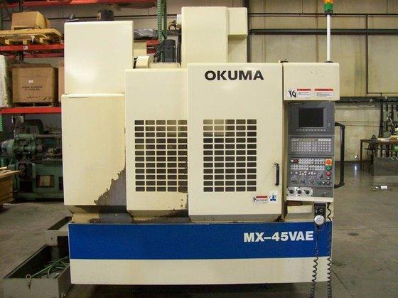 1998 Okuma MX45VAE OSP 700M