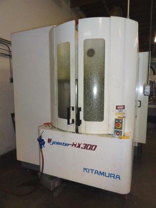 1999 Kitamura HX300 Fanuc 15M