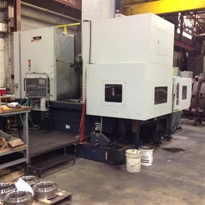 2012 You Ji VTL-800ATC+C Fanuc