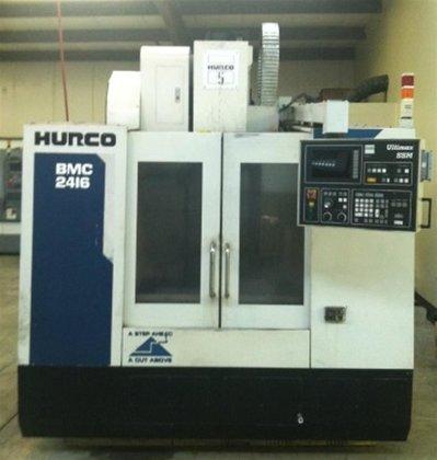 1999 Hurco BMC 2416 Ultimax