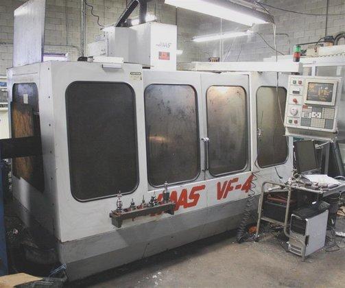 1995 Haas VF4B 32 BIT