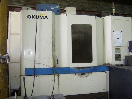 2000 Okuma MX60HB OSP-7000M in