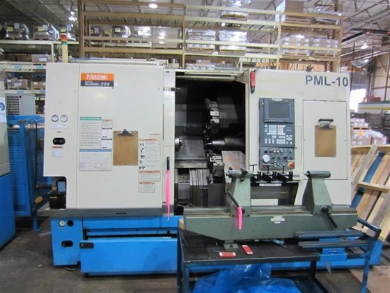 2005 Mazak Super Quadrex 200