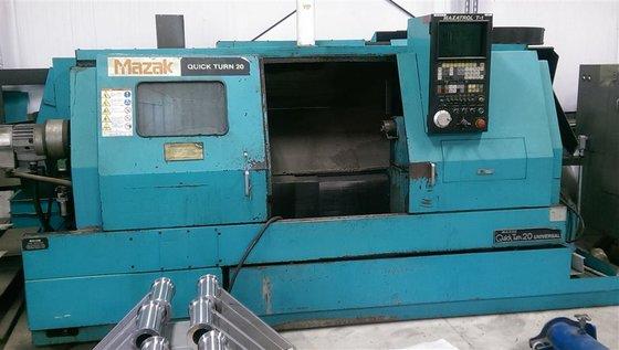 1985 Mazak QT20 Mazatrol T1