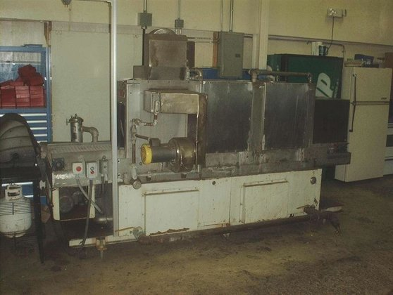 1986 Manner Parts washer in